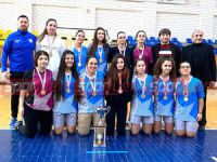 Futsala LTL damgası