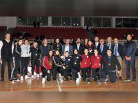 KTSYD Kupası Esentepe ve YDÜ'nün