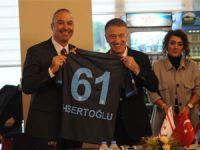 Trabzon'da anılar canlandı
