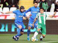 Omonia'dan kritik galibiyet: 1-0