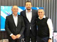 Türkoğlu'ndan Basketbol Federasyonu'na övgü