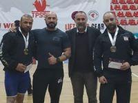 Bir Türkiye rekoru, iki madalya