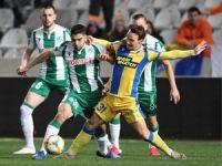Lefkoşa'da golsüz derbi: 0-0