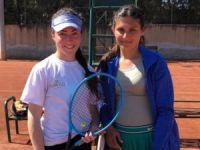 Teniste lig devam ediyor
