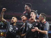 Bayern ve Real Madrid Çeyrek Finalde