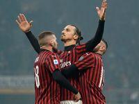 Milan'dan Ibrahimovic açıklaması