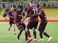 İlk finalist Trabzonspor: 1-3