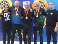 Dartsta ferdi şampiyona tamamlandı