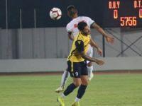 Kızaran maçta kazanan yok: 1-1
