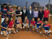 Teniste lig şampiyonu GAÜ