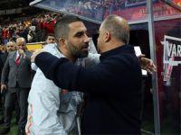 Arda Turan Galatasaray'a döndü