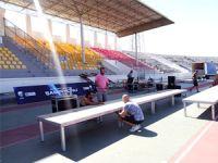 Atatürk Stadı finale hazır