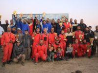 Off Road Şampiyonu Baştaş-Paralik ikilisi