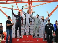 İkinci yarış Bozbeyli'nin