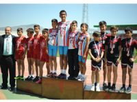 Atletizmde şampiyon Levent ve Yakın Doğu