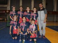 Badmintonda şampiyonlar belirlendi