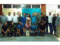 Dartsta anı turnuvaları devam ediyor