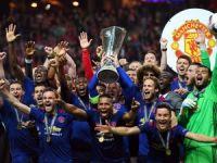 Avrupa Ligi'nde zafer Manchester'ın