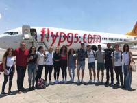 Atletizmciler Ankara'da yarışıyor
