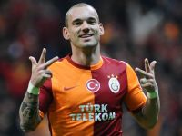 G.Saray'a Sneijder şoku
