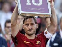 Totti Roma'ya geri dönüyor