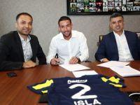 Mauricio Isla resmen Fenerbahçe'de