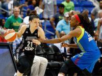 YDÜ'nün yıldızı WNBA'de parlıyor