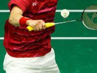 Badmintonda gün babaların