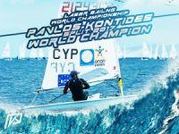 Kıbrıslı yelkenciden büyük başarı