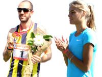Guliyev ve Levchenko'ya büyük onur