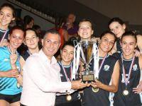 KTSYD Kupası Çamlık Spor'un