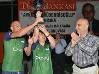 Bankalarda şampiyonluk Capital Bank'ın