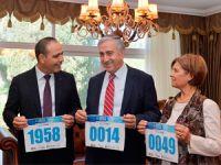 Maratona Akıncı da katılıyor