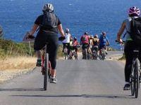 Bisikletler boy gösterdi