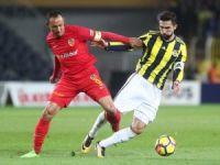 Fenerbahçe son anda yıkıldı: 3-3