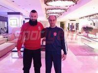 Mustafa Tekpınar imzayı attı