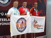 Özel turnuvaya Kıbrıslı Türkler damga vurdu