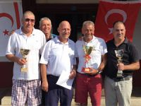 Golfte Cumhuriyet Kupası oynandı