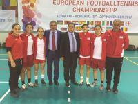 Romanya'da finale yükseldiler