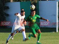 Yeşilova seriyi devam ettirdi: 2-0