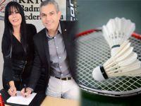 Badmintona sponsor desteği