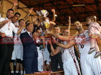 Cumhurbaşkanlığı Kupası YDÜ'nün 65-59