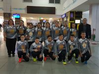 Badmintoncular Ankara'ya gitti