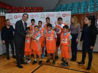 Engelsiz Turnike Basketbol Turnuvası tamamlandı