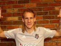 Beşiktaş, Vida transferini borsaya bildirdi