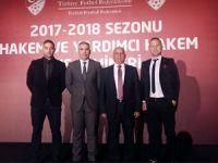 Hakemler TFF MHK Kış Semineri'ne katıldı