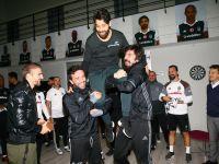 Olcay'dan Beşiktaş'a veda: ''Umarım şampiyon olursunuz''