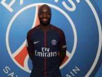 Lassana Diarra PSG'de...