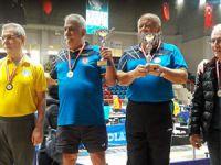 Olguner Bolu'da şampiyon