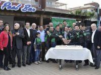 Green Pedal kuruluşunu kutladı